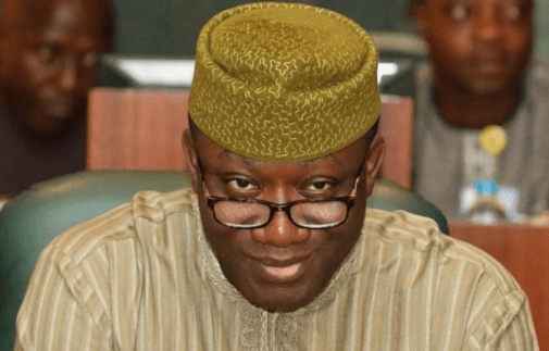 Gov. Fayemi's visa application not denied ? NGF