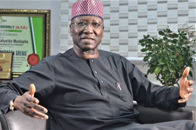Why Buhari will not sack Service Chiefs now ― Boss Mustapha