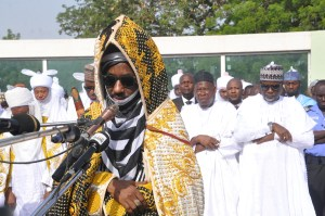 Emir of Kano Muhammad Sanusi II
