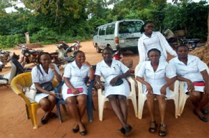 Nurses and midwives