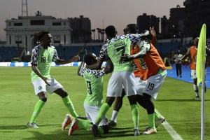 AFCON Nigeria vs Cameroon