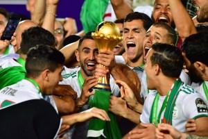 Algeria'