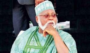 Nigeria, Abdusalami, Insecurity