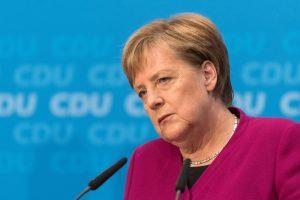 Angela Merkel's health