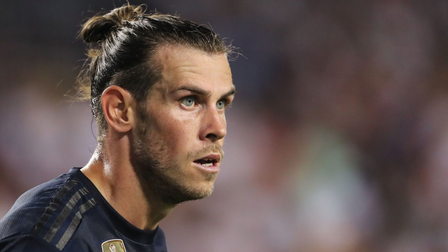 Gareth Bale could see out his career with Real Madrid
