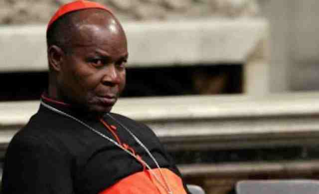 Nigeria needs rescue from 1999 Constitution, says Cardinal Okogie