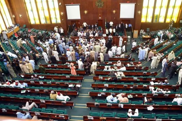 No crack in the House of Reps says spokesman