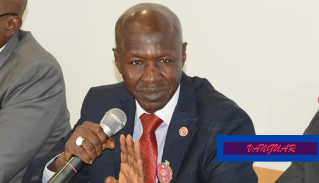 Corrupt elements plan to sponsor protest against me — Magu raises the alarm