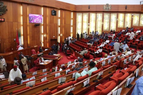 (Updated)Just in: Senate approves N10bn loan for Kogi despite protests