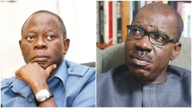 Obaseki vs Oshiomhole: Cry My Beloved Edo