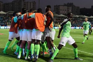 Buhari, Super Eagles, Cameroon