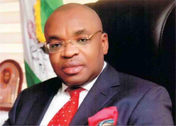 Governor Emmanuel , Akwa Ibom, PWD, CCD