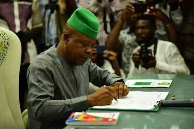 Ihedioha's appointee, Fin Sec, Youth Leader resign from PDP