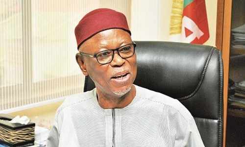 "Edo APC crisis ""tragic and unfortunate"", says Oyegun"