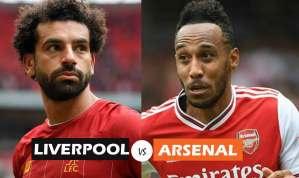 Liverpool-Arsenal