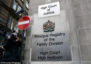 Man sues wife