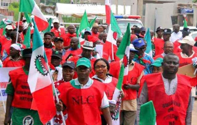 Minimum wage: Bayelsa NLC blocks treasury building, demands Dec. salary