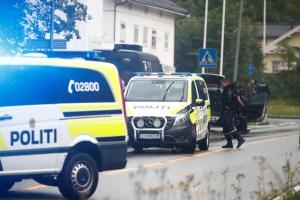 Norway mosque, Norway mosque shooting