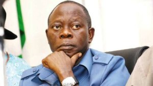 Protesters demand Oshiomhole's sack