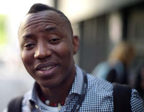 Sowore kicks as DSS applies to transfer him to Correctional Facility