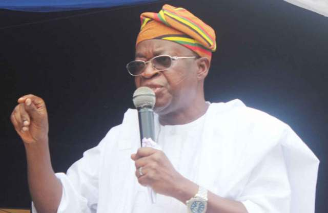 #EndSARS protest: Oyetola appeals for calm in Osun