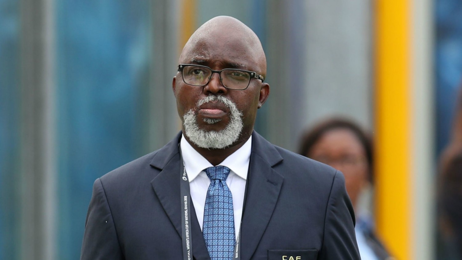 FIFA Council Seat: FG backs Pinnick
