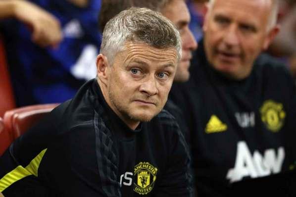 Ole Gunnar Solskjaer, Man United, Josh King
