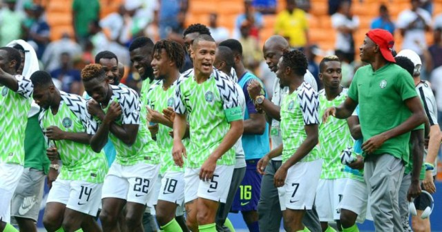 Super Eagles, Qatar 2022