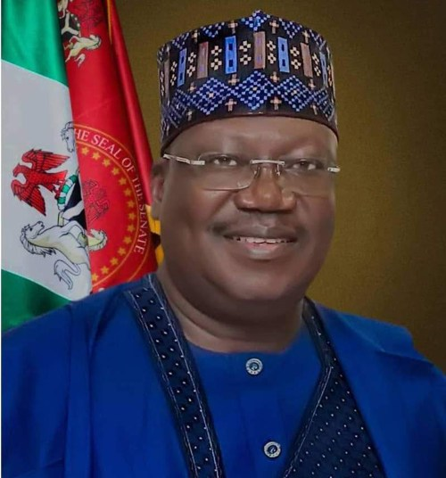 Lawan charges INEC to work with N'Assembly to sanitize electoral process
