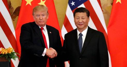 Trump reaches 'deal in principle' with China on trade ?Report