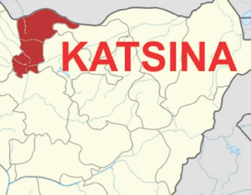 Corps members donates relief materials to less privileges in Katsina
