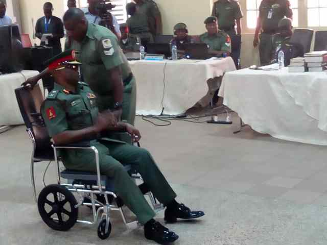 Missing Army Funds: Court martial finds major general Hakeem Otiki guilty, orders his dismissal from service with disgrace, dishonour