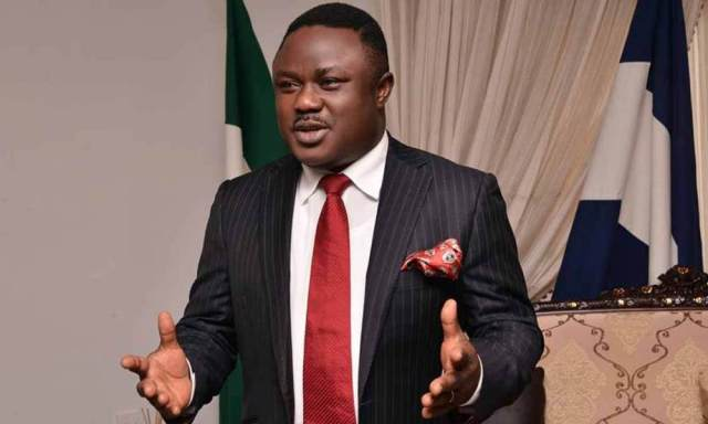 Ben Ayade and Cross River Chief Judge