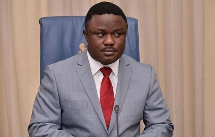 Ayade suspends Chairman of Calabar Carnival Commission