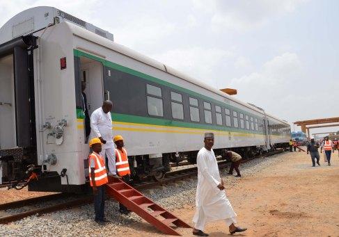 Abuja-Kaduna: NRC regrets failure of locomotive, apologies to passengers