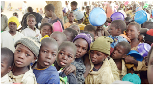 Children, Almajiri