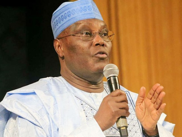 Insecurity: Atiku throws support for community policing
