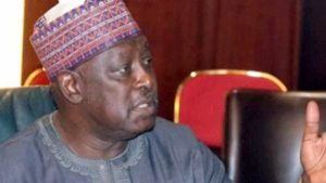 Babachair Lawal, Insecurity