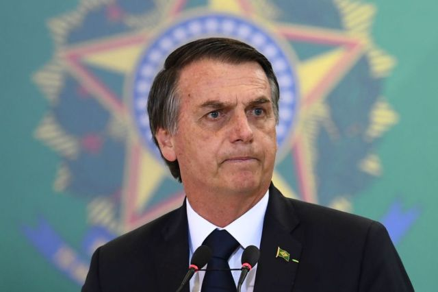 Brazil's President, Bolsonaro, exempts churches from quarantine