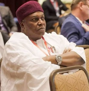 Gov Ishaku cautions communities against using arms to settle dispute