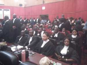 Tribunal, Court, Election