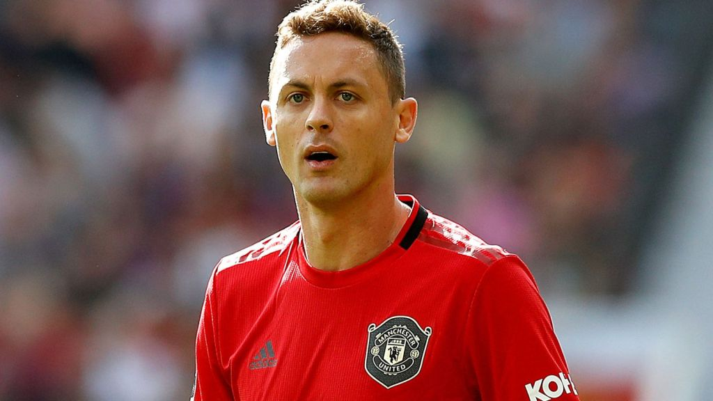 Matic, Man United