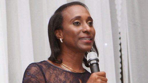 VP Osinbajo's wife advises young women, girls against indolence