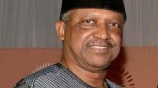 Nigeria's Minister of Health, Dr Osagie Ehanire