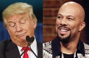 Trump, Common