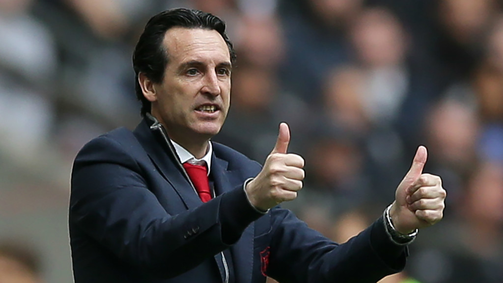 Former Arsenal boss Emery named new Villarreal coach