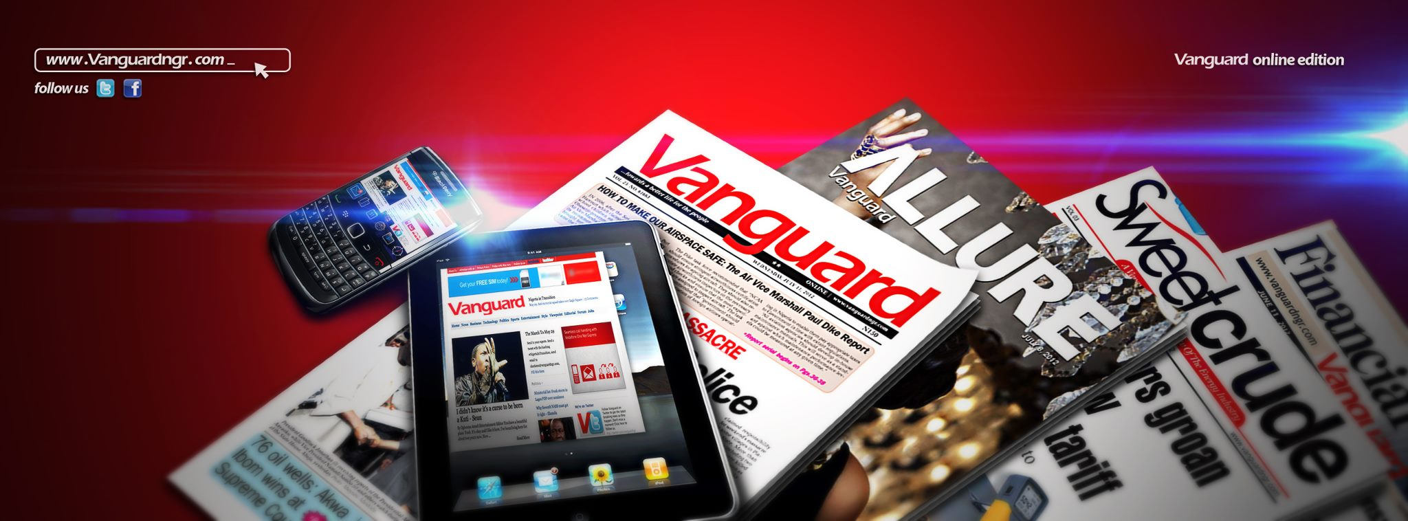 Vanguard News, Sports and Business from vanguard Newspapers -