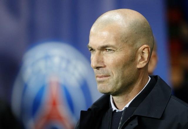 Real Madrid, Zinedine Zidane, Copa Del Rey