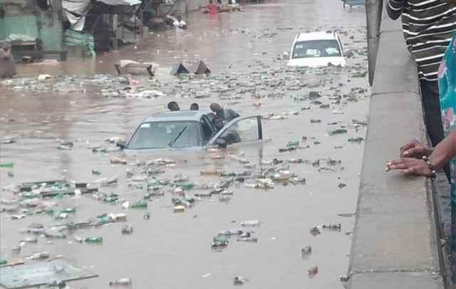 LASWA, food, beverage coys partner to rid debris off waterways