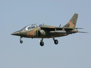 Missing NAF fighter jet found outside Maiduguri